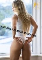 puta de cuerpo con curvas sexys es perfecta haciendo francés al natural