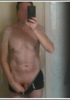 Relajado despues de la ducha